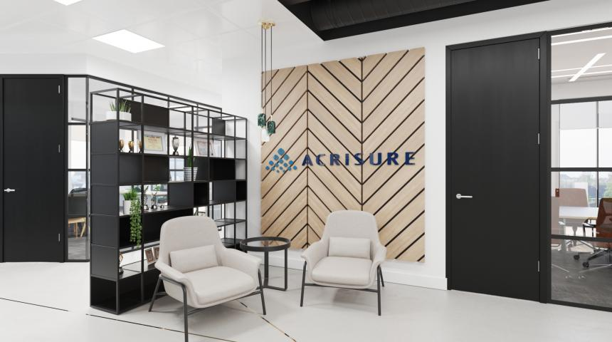 Acrisure Waiting Area